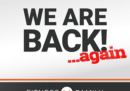 Wiedereröffnung Fitness Koblenz